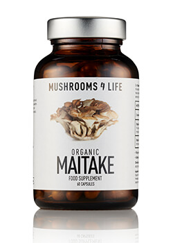 Maitake paddenstoelsupplement
