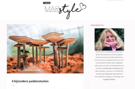 Marstyle over Mushrooms4Life